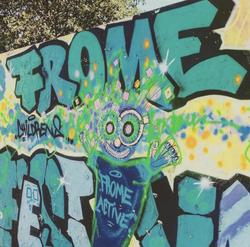 frome in graffiti