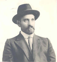 Ephraim (Frederick) Simon, ca. 1930. OJA, fonds 44, item 12.