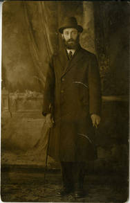 Yukel Nesker (Nisker), ca. 1920s. OJA, item 3039.