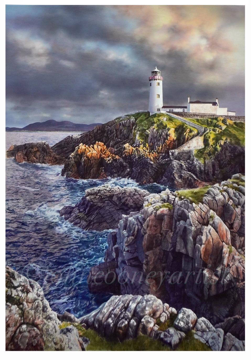 Fanad Lightouse, Donegal
