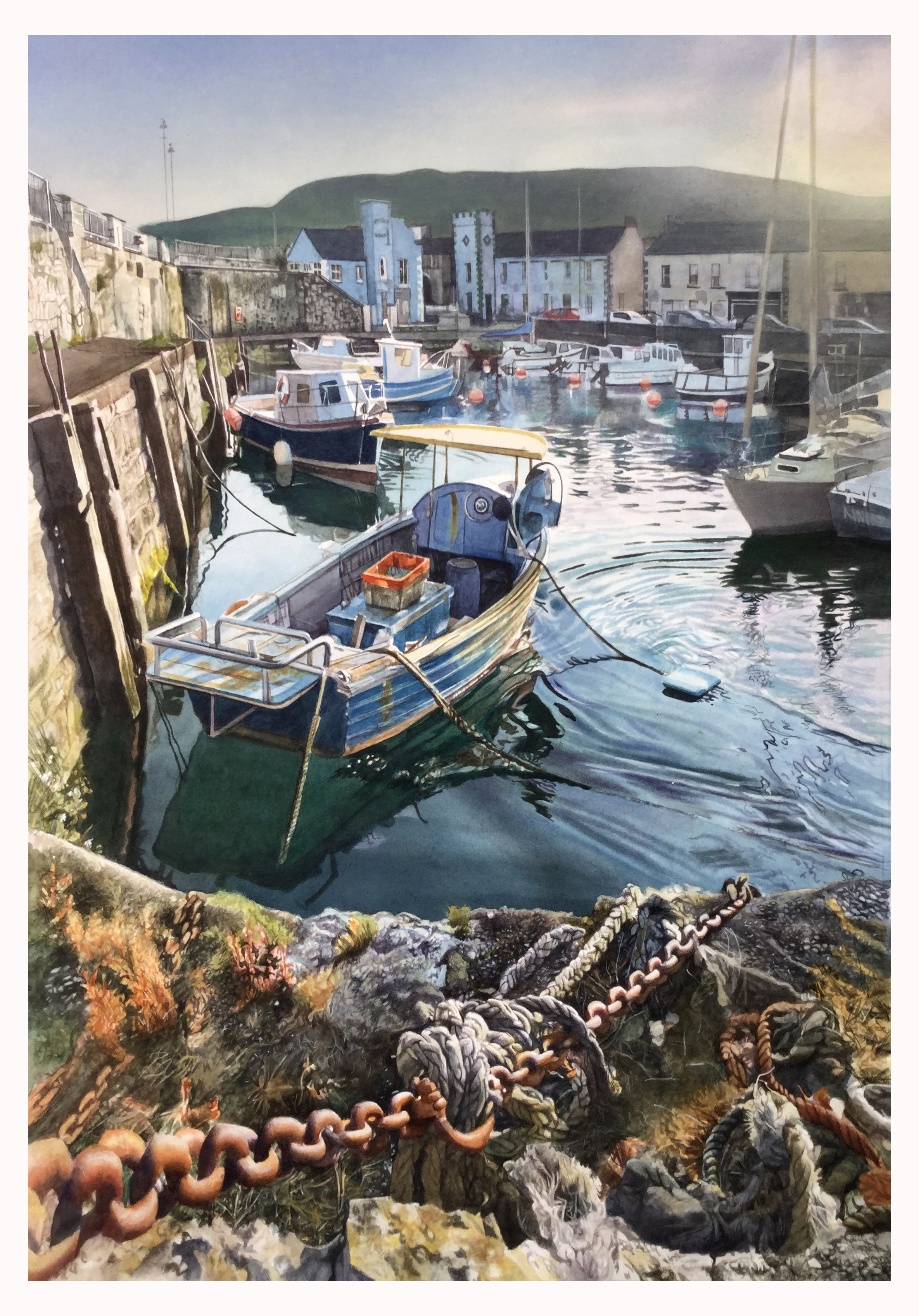 Carnlough, Antrim Coast