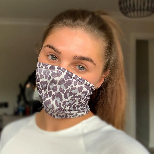 MMXX Printed Antibacterial Face Mask