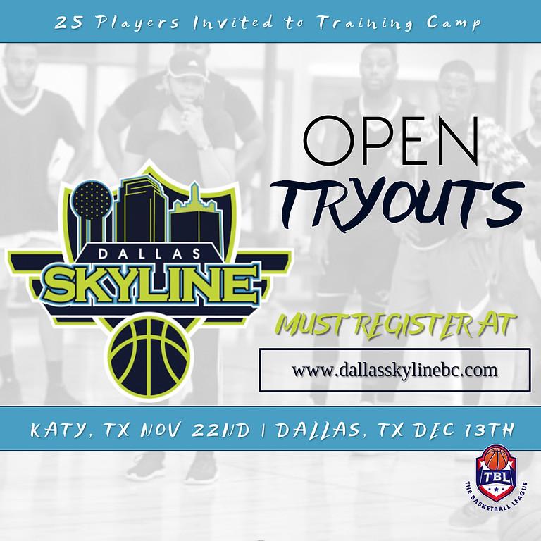 Dallas Skyline Tryouts #3