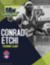 CONRAD ETCHI - Made with PosterMyWall.jp