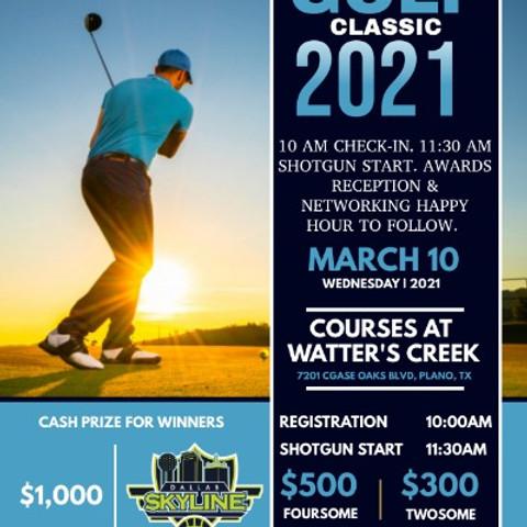 Dallas Skyline Annual Golf Tournament