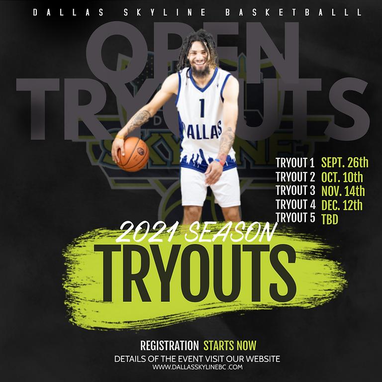 2021 Dallas Skyline Tryouts #1