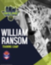 William Ransom - Made with PosterMyWall.