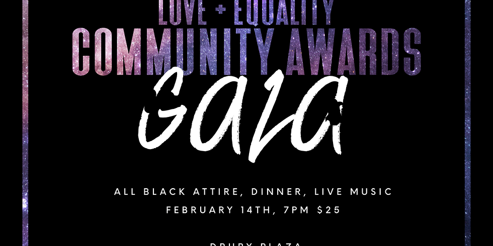 Dallas Skyline presents... LOVE + EQUALITY Community Awards