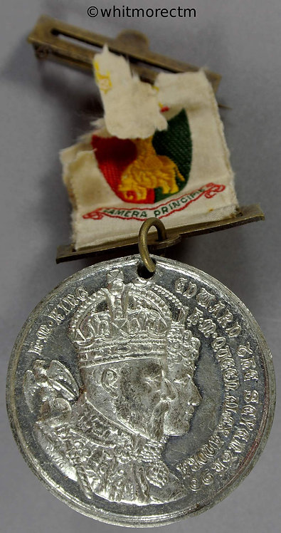 Coventry 1902 Coronation Medal 38mm Edward VII WE4450G By Joseph Moore Jnr ?