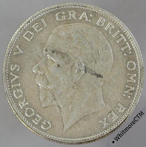 1929 Half-Crown George V