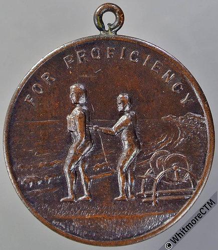 Australia 1955 Surf Life Saving Association Medal 28mm By Miller. Bronze