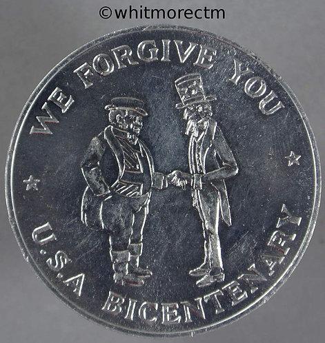 Numismatist Token 40mm Richard Lobel Wigmore St London . Rare coins