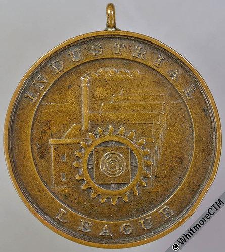 1949 National Small Bore Rifle Association Medal 32mm Award details. Bronze