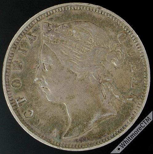 1901 British Honduras 25 Cent Y4