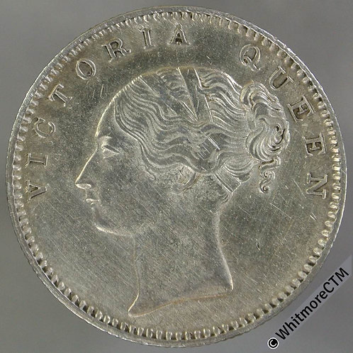 1840 LT British East India Company Half Rupee - SW 2.32  Y3
