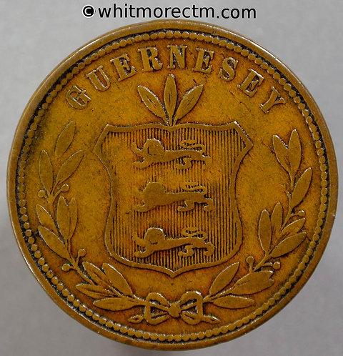 1864 Guernsey 8 Doubles 2+A* - E13