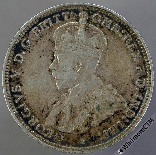 1912 Australia Shilling Y11