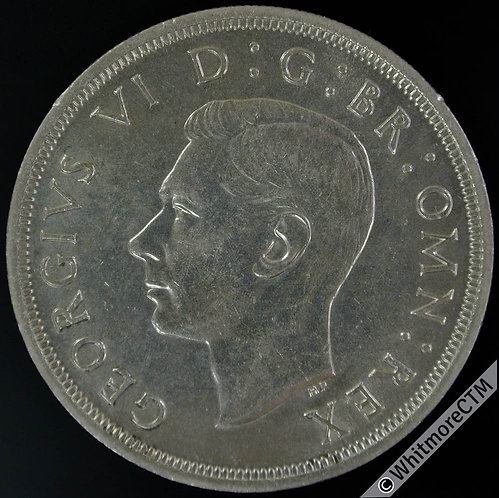 1937 George VI Crown. 5/-