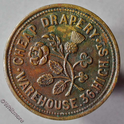 Unofficial Farthing Belfast 5560 McKenzie & Mcmullen Scotch House Cheap Drapery