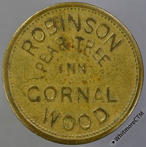 Gornal Wood Pub / Inn Token Pear Tree Inn W5780 3D Robinson