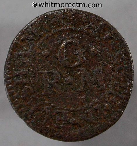 17th Century Token Evesham 56 Ric Goddard - Norweb 5685