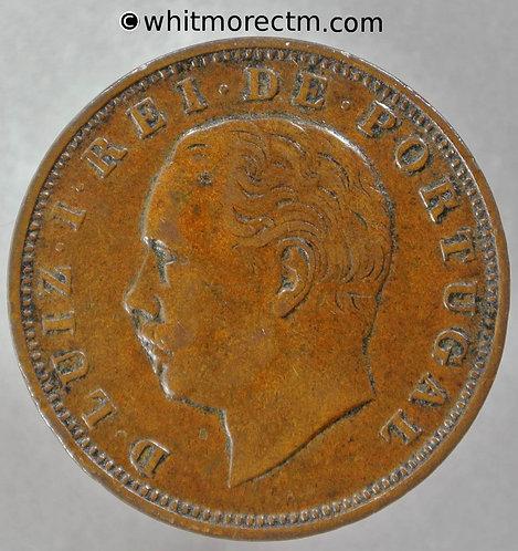 1883 Portugal 20 Reis - Y7