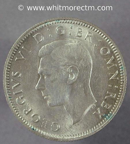 1942 British Shilling George VI English