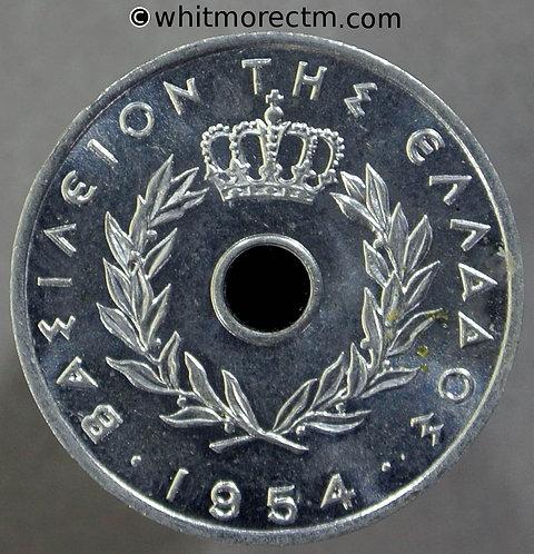 1954 Greece 5 Lepta