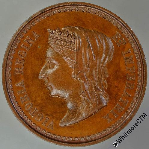 1887 Queen Victoria Golden Jubilee Medal 38mm B3241 By J.Carter.