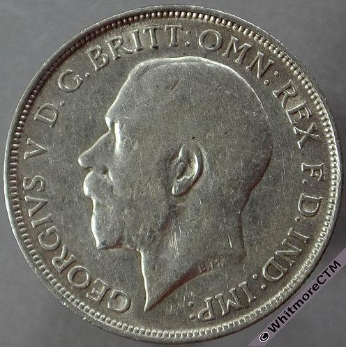 1916 British Florin - George V