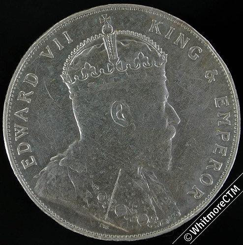 1909 Straits Settlements Dollar Y26