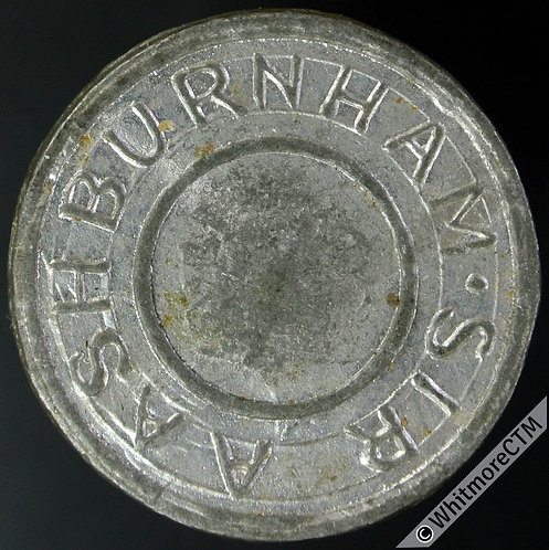 Hop Token Guestling 24mm H17 Sir A(chinel) Ashburnham / Tree over crown 12