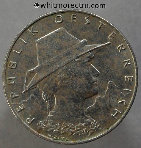 1924 Austria 1000 Kronen Y58 obv