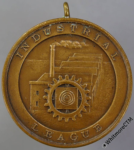 1959 National Small Bore Rifle Association Medal 32mm Award details. Bronze