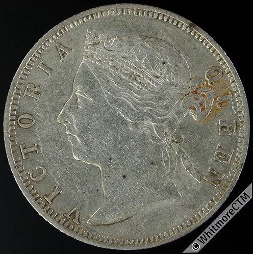 1897 British Honduras 25 Cent Y4