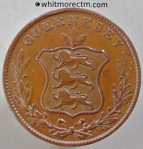 1834 Guernsey 8 Doubles - E3