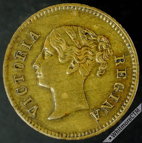 Unofficial Farthing London 2444 (2435) Cremer Junior Maker - Very rare