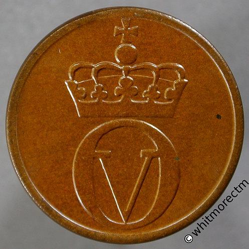 1964 Norway 2 Ǿre