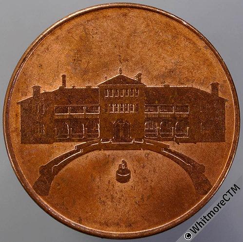 Australia Perth Struck at the Perth Mint Medal 27mm - Bronze