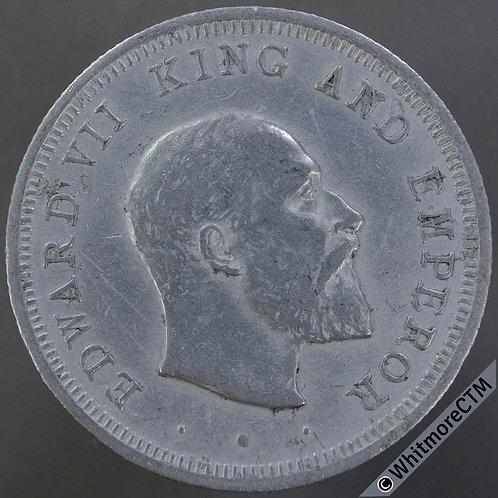 1907-27 Perpetual Calendar Medal 39mm Edward VII (as B3704) Aluminium