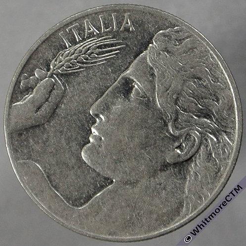 1910 Italy 20 Centesimi obv