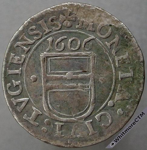 1606 Switzerland Zug 3 Kreuzer