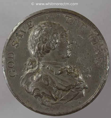 Medallion Golden Jubilee of George III 1810 42mm B685