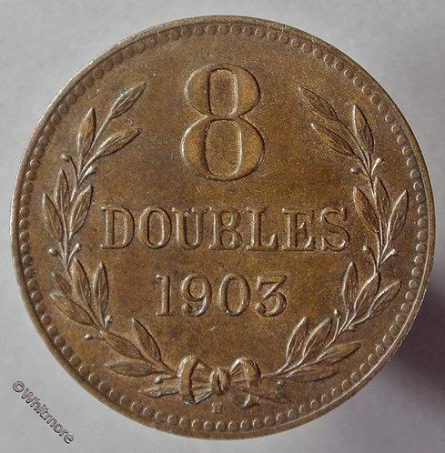 Guernsey 8 Doubles E64 1903H
