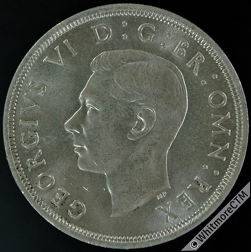 1937 George VI Crown. 5/-