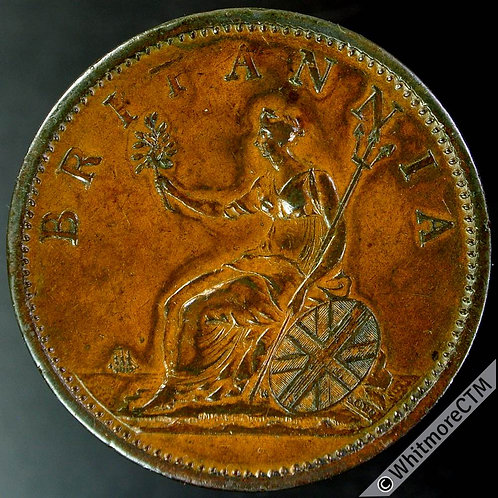 1807 George III Copper Penny
