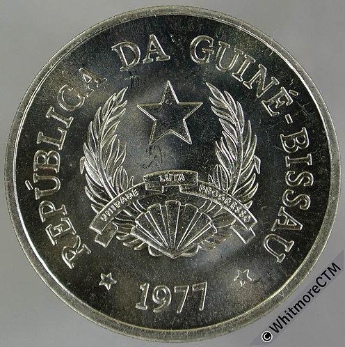 Guinea-Bissau 5 Pesos 1977 FAO - Y4