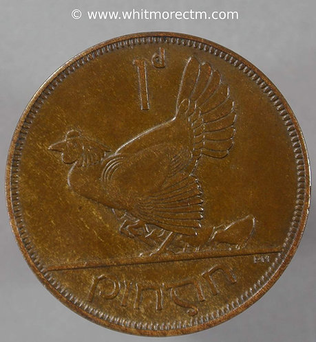 1935 Ireland (independant) penny coin
