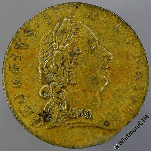 Imitation Guinea Birmingham N6920 1790 C W B ET Co.