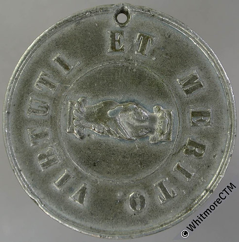 Ticket Pass Token Nottingham 40mm MG1108 Imperial Union Odd Fellows Grand Lodge